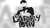 logo DJ LARRY LAW